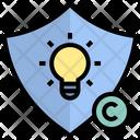Copyright License Copyright License Icon