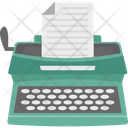 Blogging Content Creation Content Design Icon