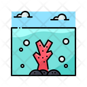 Sea Ocean Underwater Icon