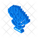 Sea Coral Branch Icon