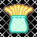 Ocean Aquatic Coral Icon