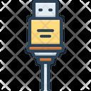 Cording Protecting Plug Icon