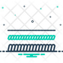 Rope Cord String Icon