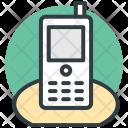 Cordless Phone Portable Icon