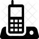 Cordless Phone Walkie Icon