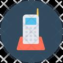 Cordless Phone Wireless Phone Walkie Talkie Icon