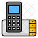 Cordless Phone Telephone Office Phone Icon