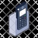 Cordless Phone Communication Phone Cordless Telephone Icon