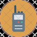 Cordless Phone Police Radio Radio Transceiver Icon