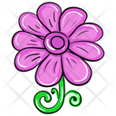 Coreopsis Daisy Flower Icon