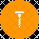 Cork Screw Opener Icon