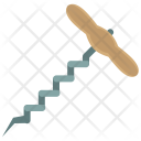 Cork Screw Icon