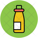 Corked Bottle Liquid Icon