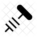 Corkscrew Bar Opener Icon