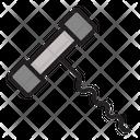Corkscrew Opener Bottle Icon