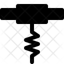 Corkscrew Icon