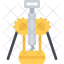 Corkscrew Cook Cooking Icon