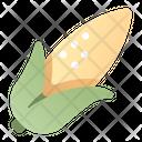 Corn Barbecue Bbq Corn Icon