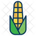Corn Maize Vegetable Icon
