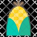 Corn Vegetable Healthy Icon
