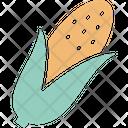 Corn Maize Pole Corn Icon