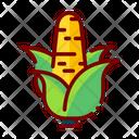 Corn Corn Farming Vegetable Icon