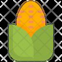 Corn Fruit Vegetable Icon