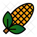 Corn Agriculture Sweetcorn Icon