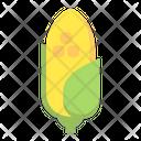 Corn Food Nature Icon