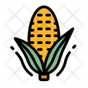 Corn Food Organic Icon