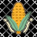 Corn Food Organic Icon