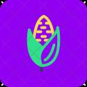 Maize Corn Sweet Icon