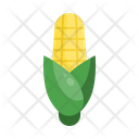 Corn Food Agriculture Icon
