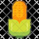 Corn Food Vegetable Icon