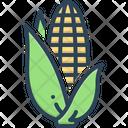 Corn Cereal Grain Icon