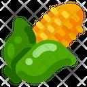 Corn Farm Natural Icon