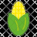 Corn Food Healthy Icon