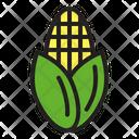 Corn Thanksgiving Food Icon