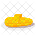 Corn Maize Vegan Icon