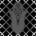 Corn Maize Sweetcorn Icon