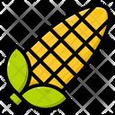 Corn Vegetable Vegetarian Icon