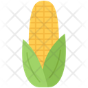 Corn Food Supermarket Icon