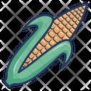 Corn Vegetable Food Icon