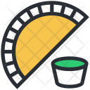 Corn Chips Food Icon