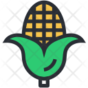 Corn Maize Pole Icon