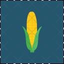 Corn Sweet Staple Icon