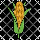 Corn Cob Maize Sweet Corn Icon
