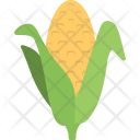 Corn Stalk Maize Icon