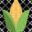 Corn Cob Sweet Icon