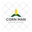 Corn Man Icon